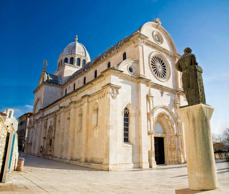 Katedrala Sv. Jakova, Šibenik, Hrvaška