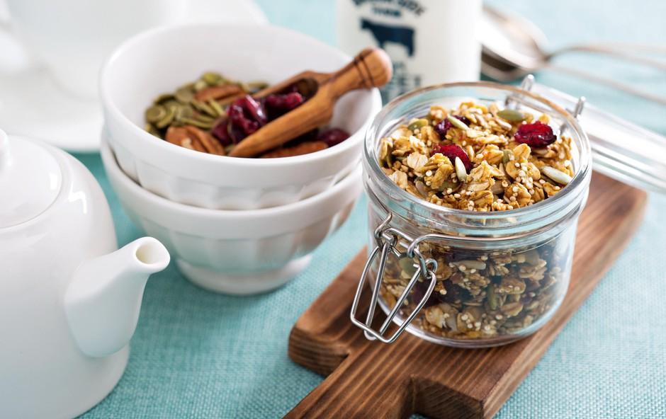 3 odlična živila za aktivne, ki jih lahko pripravite vnaprej (foto: Profimedia)