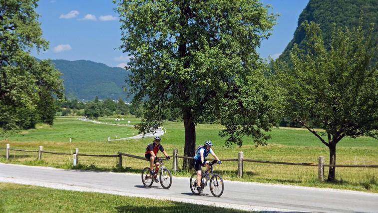Najlepše kolesarske poti v Sloveniji (foto: Profimedia)