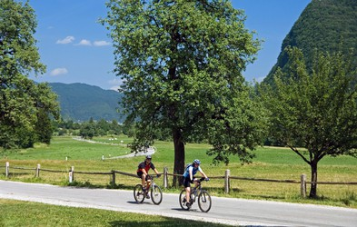 Najlepše kolesarske poti v Sloveniji