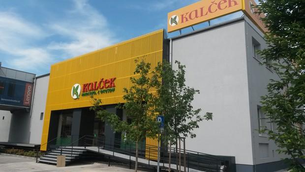 Nov, večji in lepši Kalček v BTC Cityju že odprt pri avtopralnici in tržnici (foto: Promo)