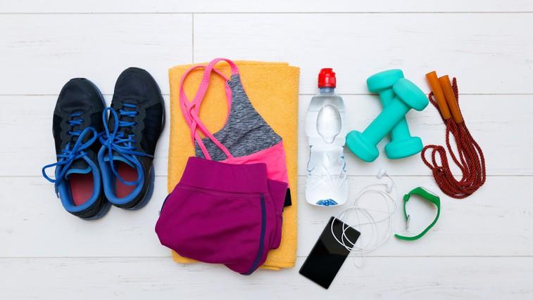 Kako pravilno prati športna oblačila, da bodo dolgo obstojna (foto: Profimedia)