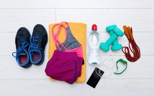 Kako pravilno prati športna oblačila, da bodo dolgo obstojna