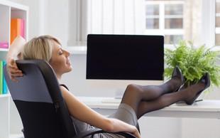 3 preproste vaje, ki vam pomagajo sprostiti napetost med delom