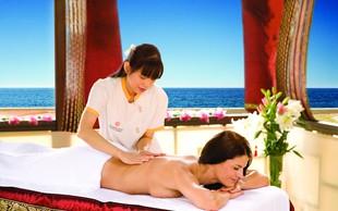 Sanjate o masaži na plaži?