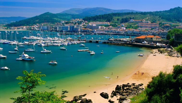 Bayona, Galicia, Španija (foto: Profimedia)