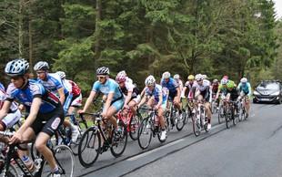 Kolesarska dirka po Sloveniji: Kaj razen kolesarjenja se dogaja med tekmo?