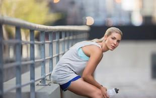 6 znakov, da prepogosto izvajate aerobne aktivnosti