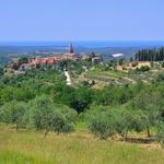 Ideja za izlet: Sprehod po mestecu Grožnjan (foto: Profimedia)