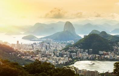 Rio de Janeiro - mesto vzhičenosti