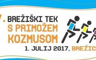 Olimpijec Primož Kozmus ponovno vabi tekače v Brežice