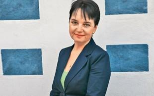 """Vida Petrovčič: """"Med hujšanjem nisem bila tečna"""""""