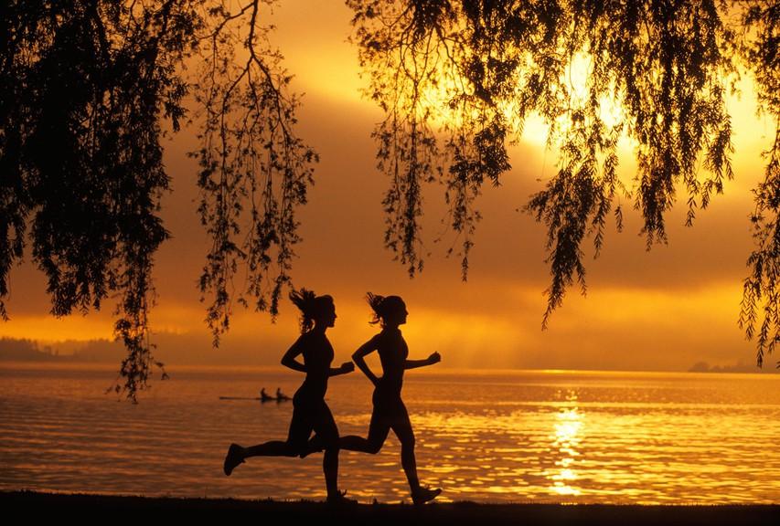6 nasvetov za tek v vročih dneh