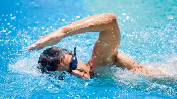 Pravilni pristop k plavanju in nasveti za hiter napredek (foto: Profimedia)