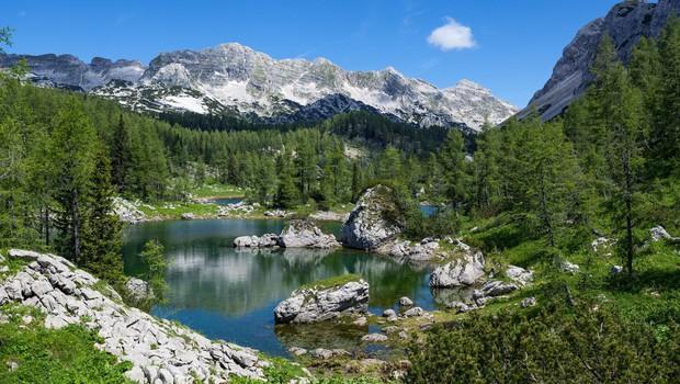 Video: Julijske Alpe v 1 minuti (foto: Profimedia)