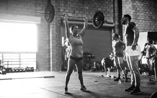 12 nasvetov, kako lažje zdržati naporno vadbo