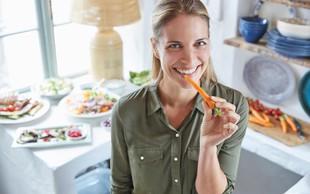 7 živil, ki preprečujejo nastanek gubic