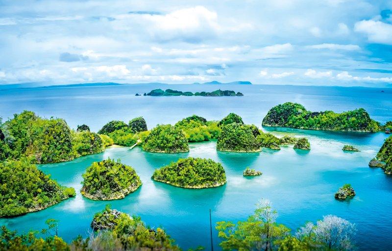 Raja Ampar, Zahodna Papua