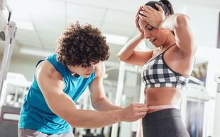 Tako slabo hitre diete vplivajo na izgubo kilogramov!