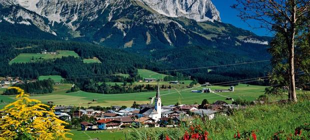 ellmau-avstrija-tirolska