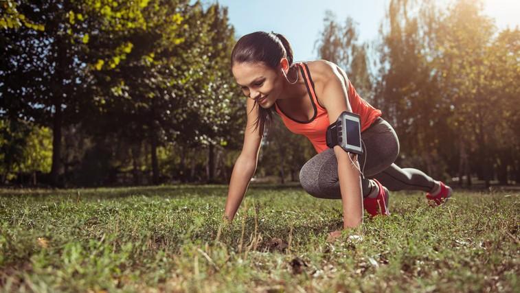 20 minutni HIIT trening, ki bo učvrstil vaše celotno telo (foto: Profimedia)
