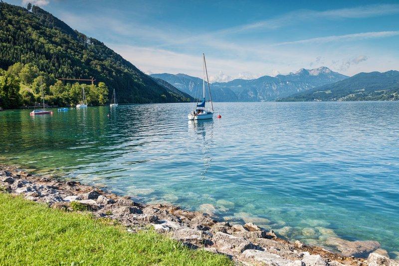 Attersee, Atersko jezero, Austria