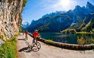 Kulturno-kolesarske poti v Avstriji