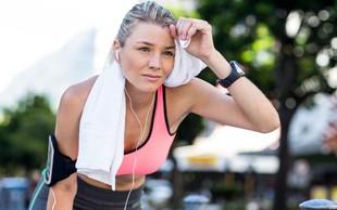Bi morali biti zaskrbljeni zaradi rdečice na obrazu po vadbi?