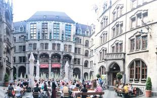 München: Obisk bavarske prestolnice