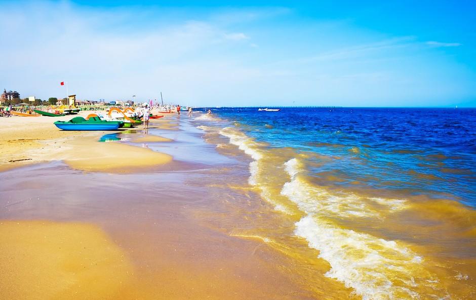 Rimini - dežela neskončnih peščenih plaž (foto: Profimedia)