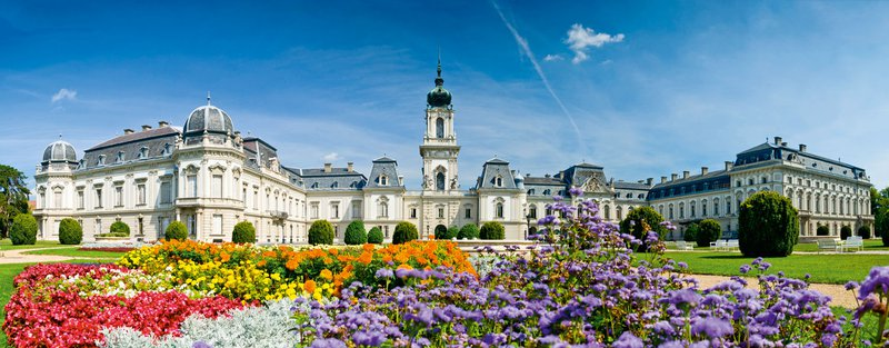 Keszthely, dvorec družine Festetics