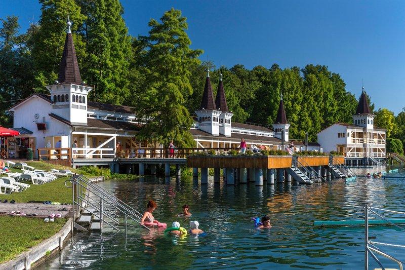 Heviz, Blatno jezero, Madžarska