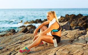 Zakaj je lahko vadba v vročini manj učinkovita, kot si mislite?