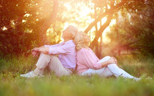 5 navad uspešnih parov za lepa zrela leta