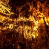 Sistem kraških jam Castellana, slabo uro vožnje iz Barija.