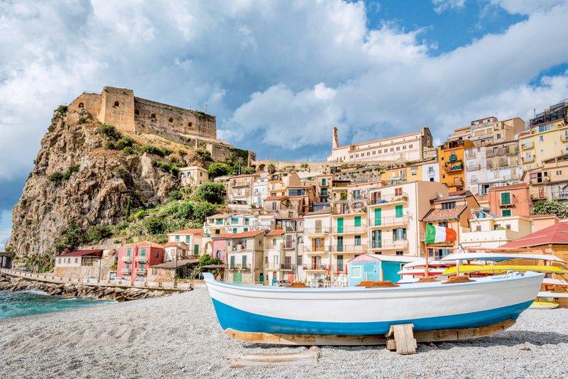Kalabrija, Italija