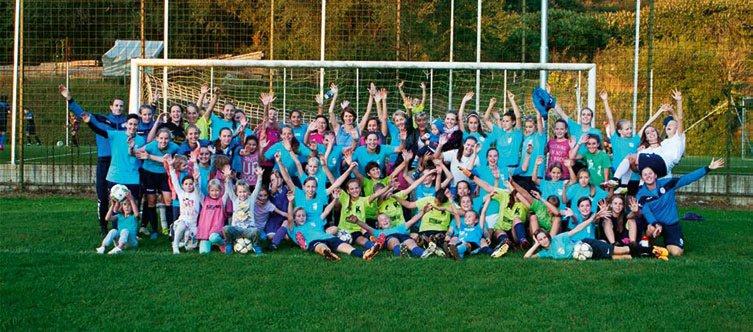 Ženski nogomet, NK Krim