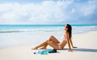 Po dnevu na plaži je čas za nego kože