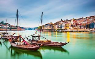 Porto - čudovita pokrajina, arhitektura, morje in križarjenje po reki