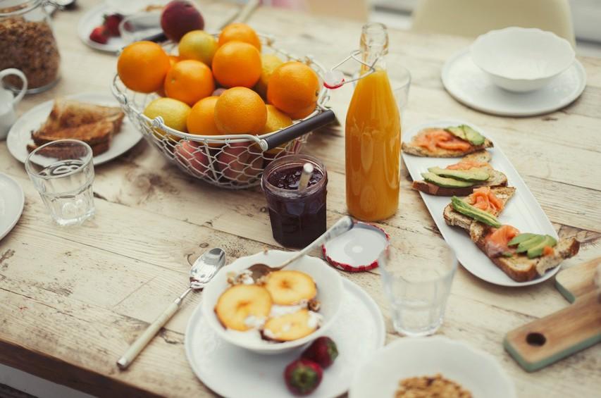 Živila, ki niso priporočljiva za zajtrk