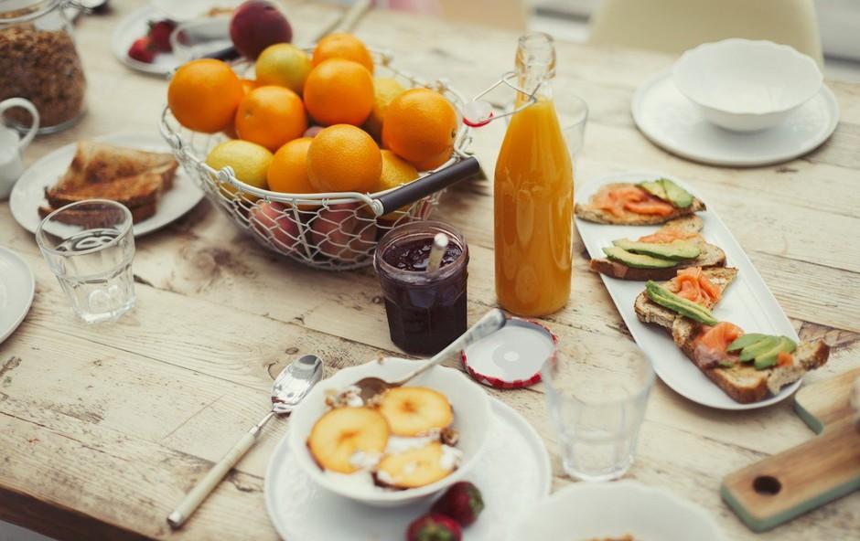 Živila, ki niso priporočljiva za zajtrk (foto: Profimedia)