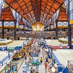 Tržnica, Budimpešta. (foto: Shutterstock)