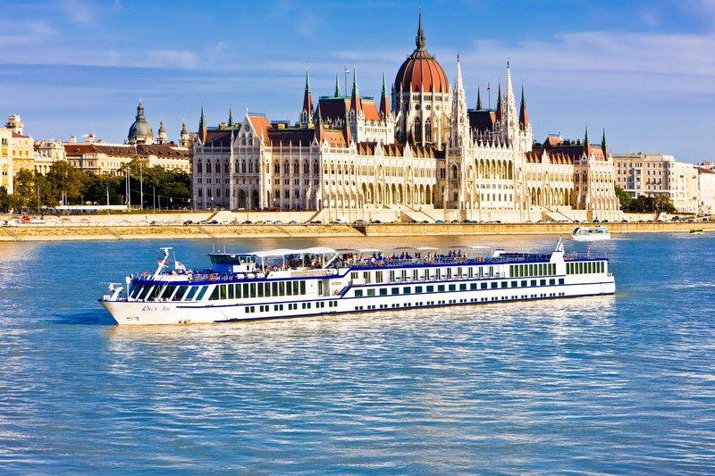 Budimpešta, parlament