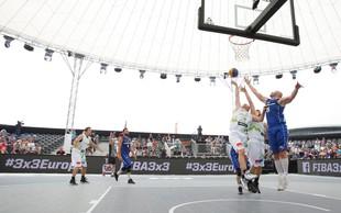 Prihaja košarkarski spektakel: Samsung Ljubljana 3x3 Challenger!