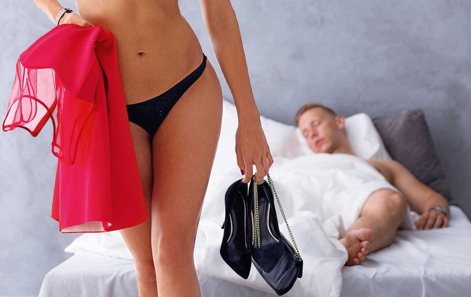Darjo razmišlja: Zakaj varajo moški in zakaj ženske? (foto: Shutterstock)