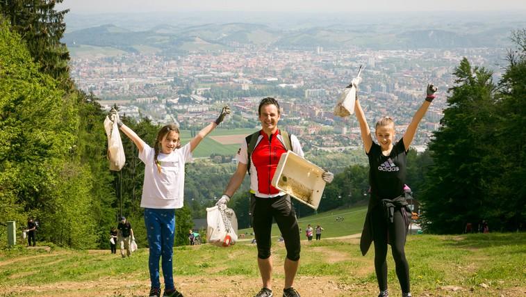 Pridružite se vseslovenski akciji Očistimo naše gore v Kamniški Bistrici (foto: Arhiv ocistimogore.si)