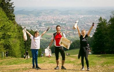 Pridružite se vseslovenski akciji Očistimo naše gore v Kamniški Bistrici