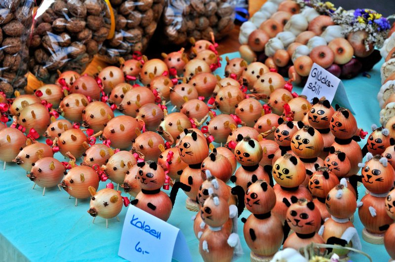 Čebulna tržnica, Bern