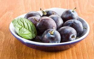 Slive: Poletni sadež, odličen za vaše zdravje