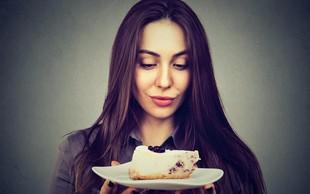 Ali jeste preveč sladkorja?